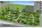 广东省阳江第三高级中学地理园项目效果图